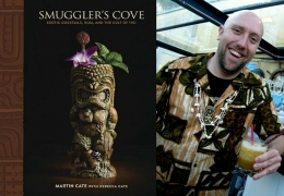 Martin Cate (Author and owner of Smuggler's Cove in San Francisco, USA)